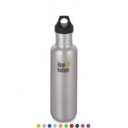 Бутылка Klean Kanteen Classic Loop 800 мл Brushed Stainless