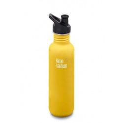 Бутылка Klean Kanteen Classic Sport 800 мл Lemon Curry
