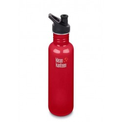 Бутылка Klean Kanteen Classic Sport 800 мл Mineral Red