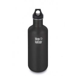 Бутылка Klean Kanteen Classic Loop 1182 мл Shale Black