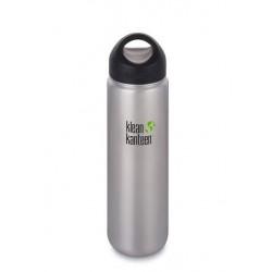 Бутылка Klean Kanteen Wide 800 мл серебристая