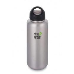 Бутылка Klean Kanteen Wide 1182 мл серебристая