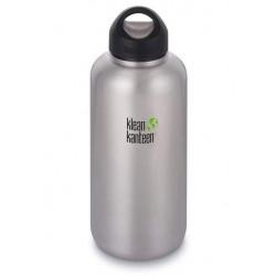 Бутылка Klean Kanteen Wide 1900 мл серебристая