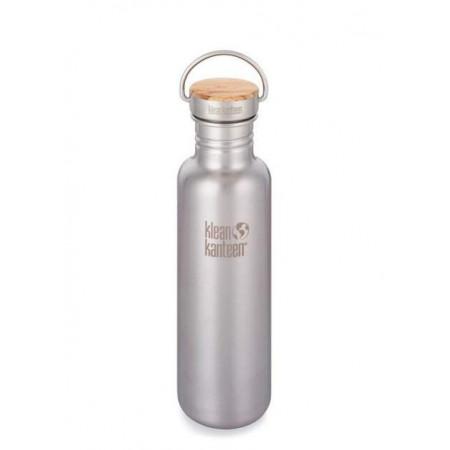 Бутылка Klean Kanteen REFLECT 800 мл - 27oz Brushed Stainless