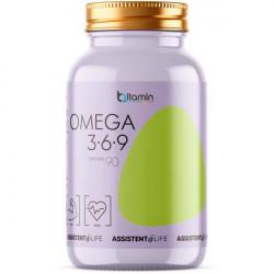 Активная добавка к пище Bitamin OMEGA 3-6-9