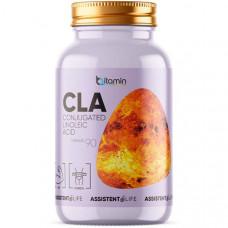 Активная добавка к пище Bitamin CLA - жиросжигатель