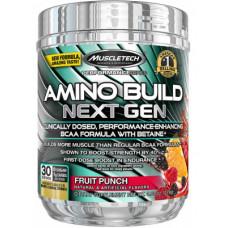 MuscleTech Amino Build Next Gen 270 г фруктовый пунш