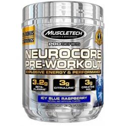 Muscletech MT Neurocore Pre-Workout 210g - 210 г, Фруктовый пунш.