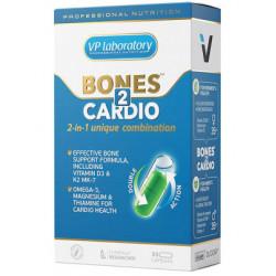 Витаминно-минеральный комплекс VPLab Bones2Cardio 30 капсул