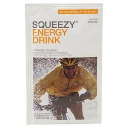 Спортивный изотонический напиток Squeezy Energy Drink, вкус апельсина