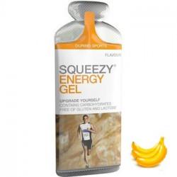 Углеводный гель Squeezy Energy Gel, вкус банана