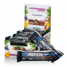 "Батончик ""IRONMAN"" ""TRI Protein Bar"", 50г - Шоколад/тёмная глазурь- 24 шт"
