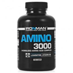 Ironman Amino 3000 150 капсул без вкуса