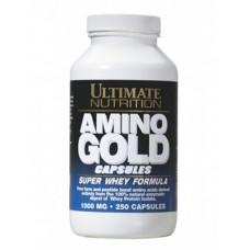 Ultimate Nutrition Amino Gold 250 таблеток без вкуса