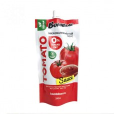 Соус Bombbar 240гр - 10, Сладкий томат