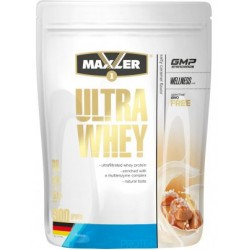 Протеин Maxler Ultra Whey 900 г Salty Caramel