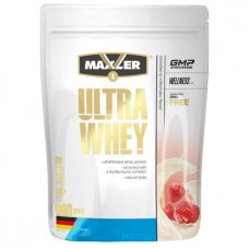 Протеин Maxler Ultra Whey 0.9 г Strawberry Milkshake