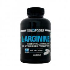 Ironman L-Arginine 150 капсул без вкуса