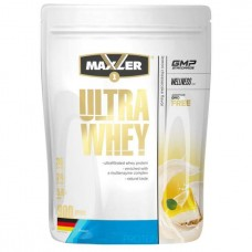 Протеин Maxler Ultra Whey 900 г Lemon Cheesecake