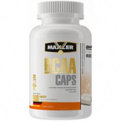 Maxler BCAA Caps 180 капсул без вкуса