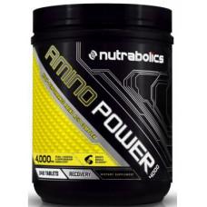 Nutrabolics Amino Power 340 таблеток без вкуса