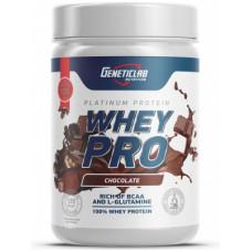 Протеин GeneticLab Nutrition Whey Pro 150 г Chocolate