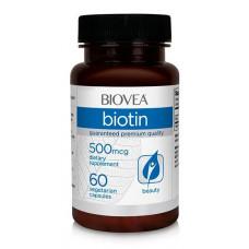 Biovea Biotin 10000 mcg fast dissolve, 60 таблеток