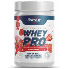 Протеин GeneticLab Nutrition Whey Pro 150 г Strawberry