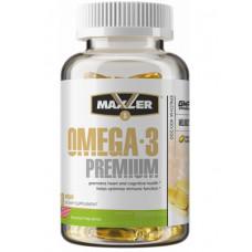 Maxler Omega-3 Premium 60 капс, Цитрус