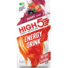 Изотонический напиток High5, 47 г, лесные ягоды