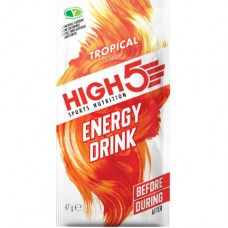 Изотонический напиток High5, 47 г, тропические фрукты