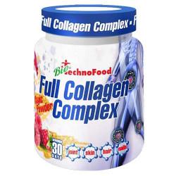Коллаген комплекс - Bio Techno Food - Full Сollagen Сomplex - Малина