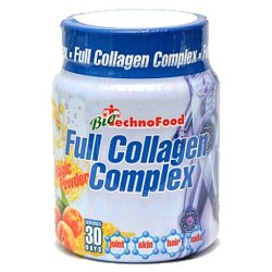 Коллаген гиалуроновый комплекс - Bio Techno Food - Full Сollagen Сomplex - Персик