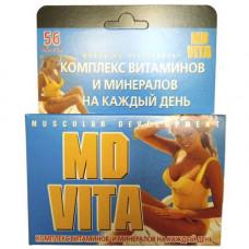 Витаминно-минеральный комплекс MD мил Vita 56 таблеток