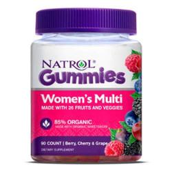 Витаминно-минеральный комплекс Natrol Women's Multi Gummies конфеты