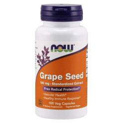 NOW Grape Seed Standardized Extract 100 мг - 100 капсул - экстракт зеленого чая