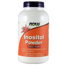 NOW Inositol Powder 8 oz. - 227 грамм - витамин b8, инозитол