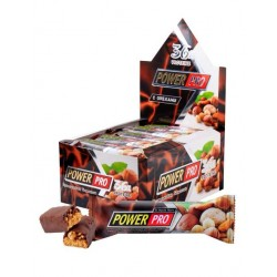 Power Pro Protein Bar 36% 20, с орехами