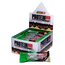 Power Pro Protein Bar 36% 20, с арахисом и карамелью