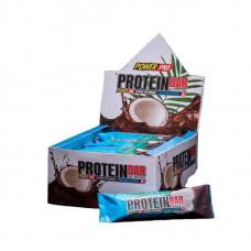 Power Pro Protein Bar 36% 20, с кокосовой стружкой