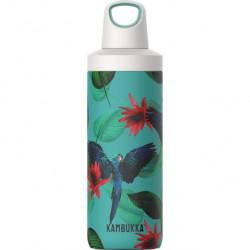 Бутылка для воды Kambukka Reno Insulated Parrots, 500 мл