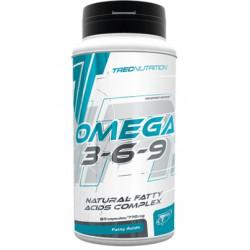 Trec Nutrition Omega 3-6-9 60 cap - 60 капс.