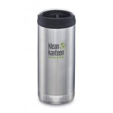 Термобутылка Klean Kanteen TKWide Cafe Cap 12oz - 355 мл