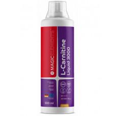 Magic Elements Magic L-Carnitine Liquid 3000 500ml - 500 мл, Цитрус
