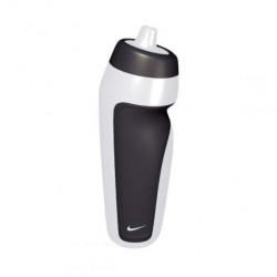 Бутылка Nike Sport Water Bottle 9.341.009.901. 600 мл белая/черная