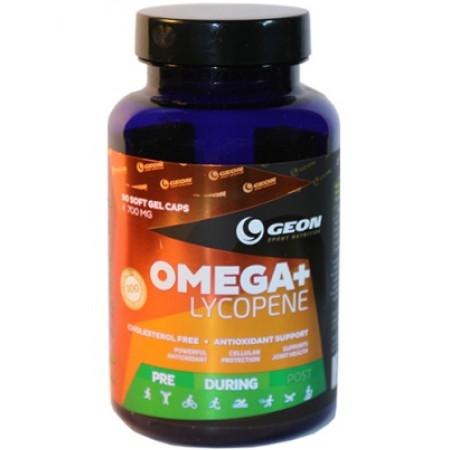 Geon Omega + Lycopene 90 cap - 90 капс.