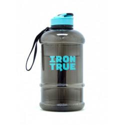 IRONTRUE Бутылка -  ITB941 1300ml, Черный-Бирюзовый-Черный
