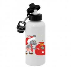 Спортивная бутылка для воды BjK, Б_2020_09 Симво года, Все в дом