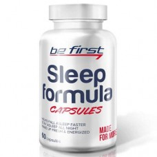 Be First Sleep Formula - 60 капсул - формула сна в капсулах
