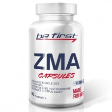 Be First ZMA + vitamin D3 - 90 капсул - магний цинк витамины для мужского здоровья